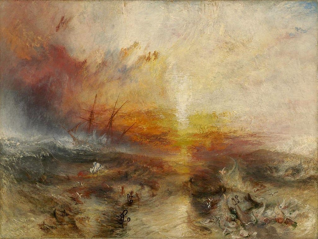 The Slave Ship, Part I