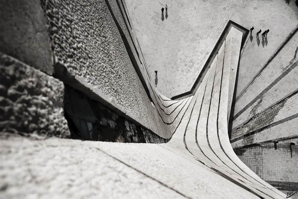 The Persian Spirit, Iran's New Poetry, and Hossein Amanat's Architecture